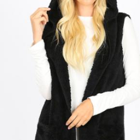 *Black Friday Special* Fur Vest *Final Sale*