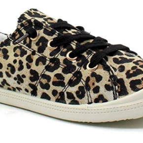 Leopard Cloud Sneakers