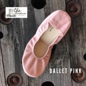Ballet Pink Storehouse Flats