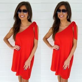 Talk About It Red Dress