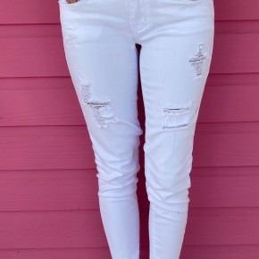 Breanna White Skinnies