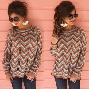 Cotton Candy Knit Sweater