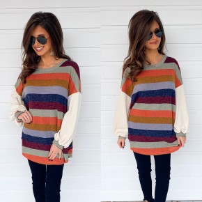 All About Stripes Sweater