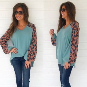 This Is Love Leopard Top