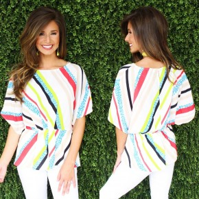 Seize The Day Striped Day *Final Sale*