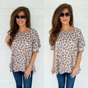 Coco Leopard Print Top
