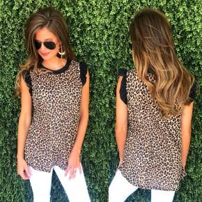 ~PRE ORDER~ Heart Breaker Leopard Top