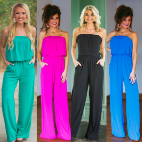 Promised Perfection Jumpsuits