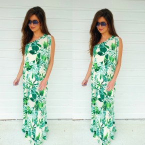 Under The Palm Trees Maxi