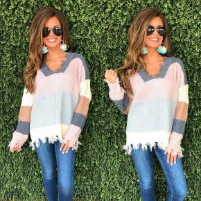 Pastel Combo Sweater