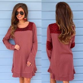 Berrylicious Waffle Dress