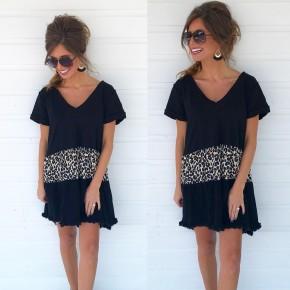 Ready To Go Black Dress