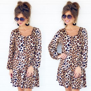 Search For Fun Leopard Dress