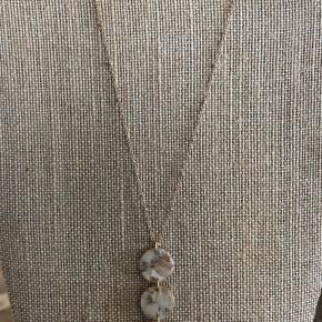 Circle Tassel Necklace