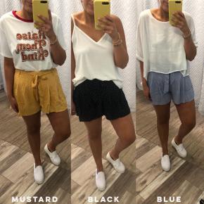 Polka Dot Shorts-Final Sale *Final Sale*