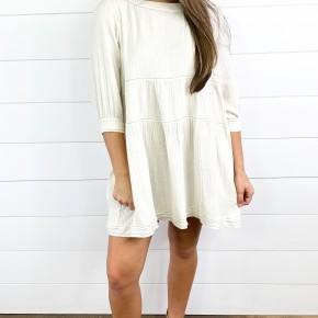 Genevieve Dress, Ivory