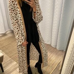 Leopard Print Duster