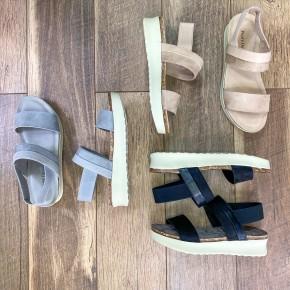 Hendrick Platform Sandal