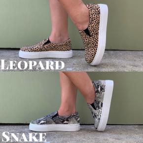 On the Wild Side Sneakers *Final Sale*