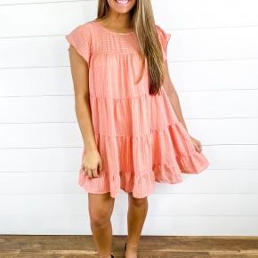 Jill Dress, Cotton Candy