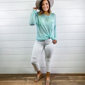 Dottie Jeans, White