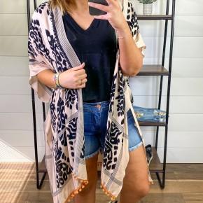 Imani Kimono, Tan