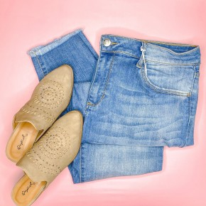 Ivette Jeans
