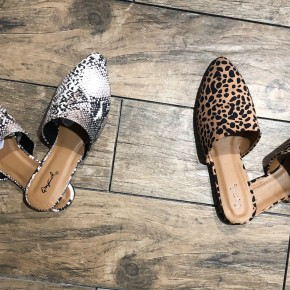 Wild About You Mules *Final Sale*