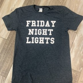 Friday Night Lights Tee *Final Sale*
