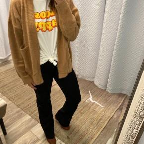 Basic Sweater Cardigan, Sand *Final Sale*