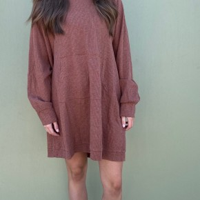 Karmen Hooded Dress *Final Sale*