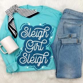 PRE-ORDER- Sleigh Girl Sleigh