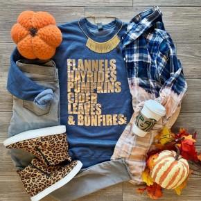 Fall List Sweater