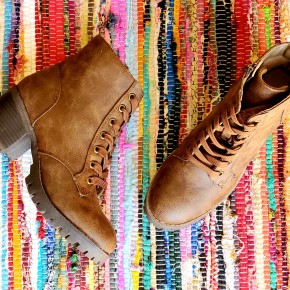Brown Jane Boots