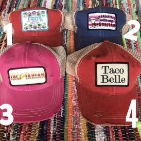Fiesta Mix Hats 1-4
