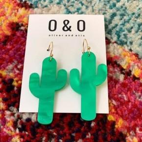 O&O Cactus Earrings