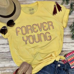 Forever Young Tee