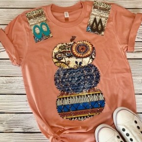 Aztec Pumpkin Stack