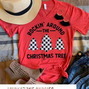 PRE-ORDER ROCKIN AROUND THE CHRISTMAS TREE