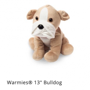 "**PREORDER** Warmies Cozy Plush 13"" Animals"