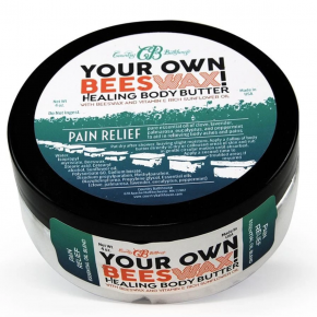 Country Bathhouse Pain Relief Body Butter