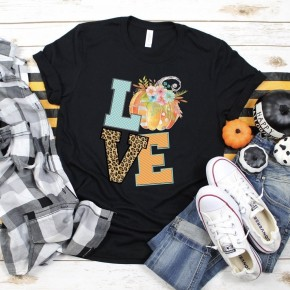 Pumpkin Love Tee
