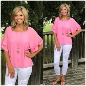Georgia Top - Pink