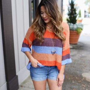 Just So Sweet Sweater