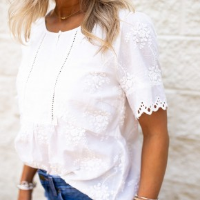 Lovely In Lace Top