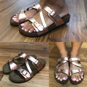 Crossing Paths Sandals