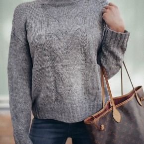 Snowy Days Sweater