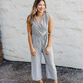 Casual Day Out Jumpsuit