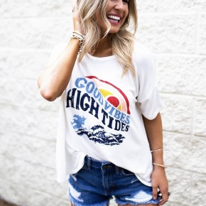 Good Vibes & High Tide Top