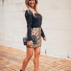 Living Glitzy Skirt